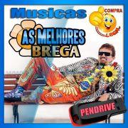 PENDRIVE GRAVADO COLETÂNEA MUSICA BREGA