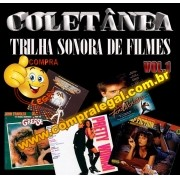 PENDRIVE GRAVADO COLETÂNEA TRILHA SONORA DE FILMES VOL.1