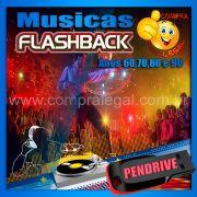 PENDRIVE 16 GIGAS GRAVADO MUSICAS ANOS 60,70,80,90