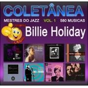 PENDRIVE GRAVADO COM MUSICAS COLETÂNEA BILLIE HOLIDAY