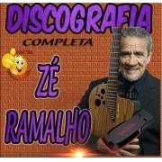 PENDRIVE GRAVADO DISCOGRAFIA ZÉ RAMALHO
