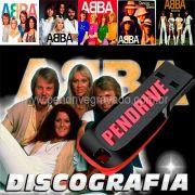 PENDRIVE GRAVADO MUSICAS ABBA