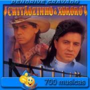 PENDRIVE GRAVADO MUSICAS CHITÃOZINHO E XORORÓ