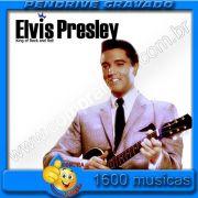 PENDRIVE GRAVADO MUSICAS ELVIS PRESLEY