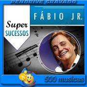 PENDRIVE GRAVADO MUSICAS FABIO JR.