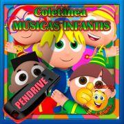 PENDRIVE GRAVADO MUSICAS INFANTIS
