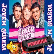 PENDRIVE 16 GIGAS GRAVADO MUSICAS  JOVEM GUARDA