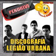 PENDRIVE GRAVADO MUSICAS LEGIÃO URBANA