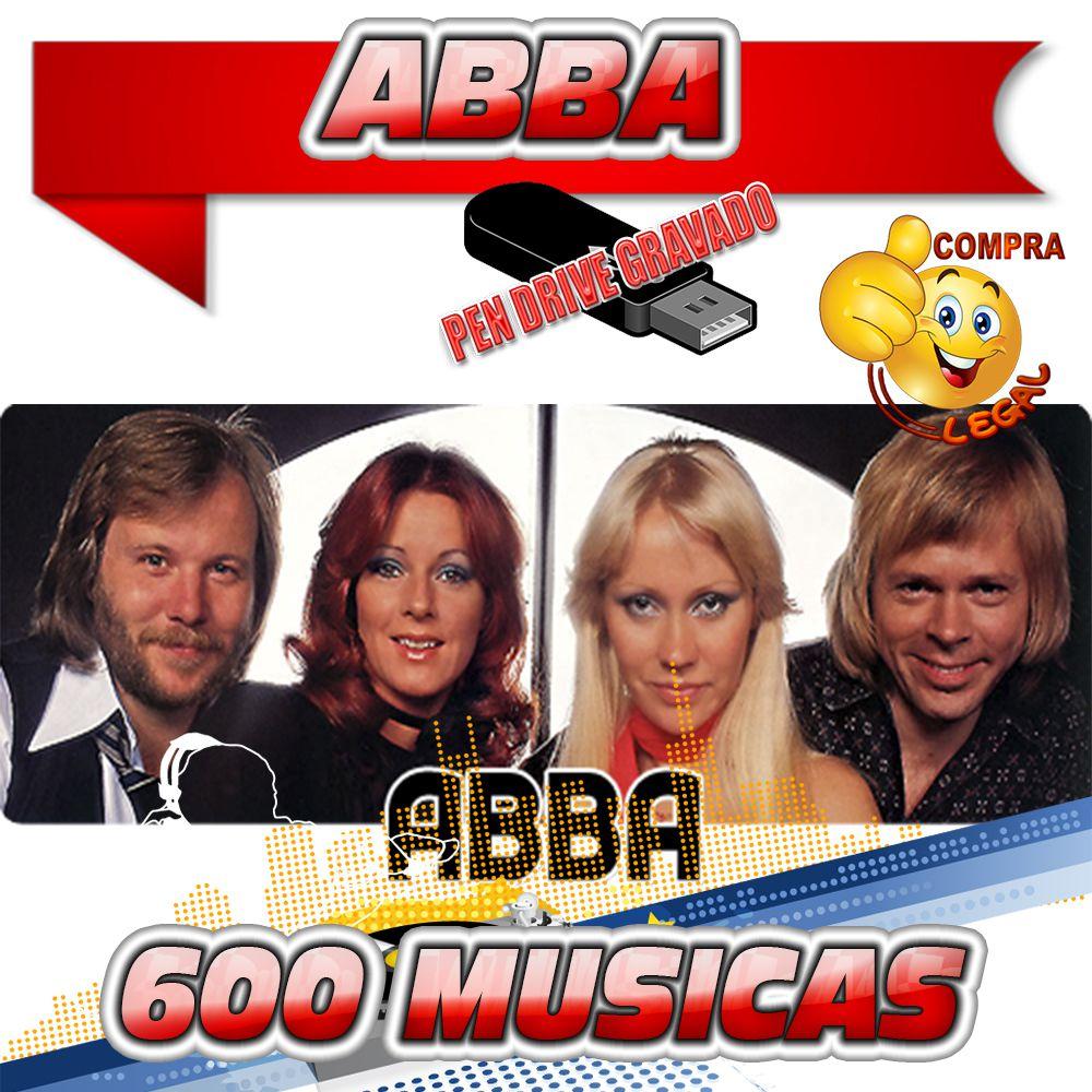 COLETANEA MUSICAS ABBA