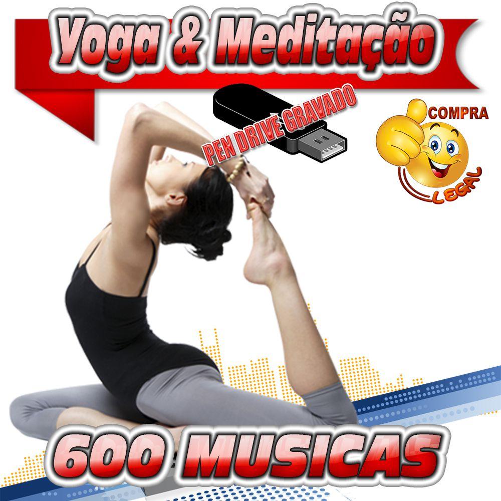 COLETANEA MUSICAS YOGA, RELAXAMENTO E MEDITAÇÃO