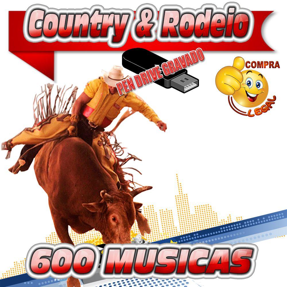 COLETNEA MUSICA COUNTRY E RODEIO
