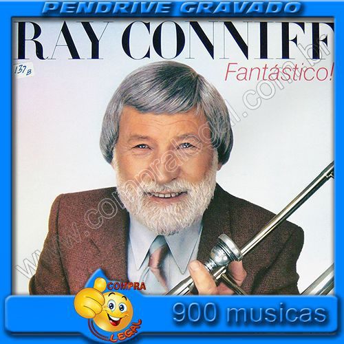 DISCOGRAFIA RAY CONNIFF GRAVADA NO PENDRIVE