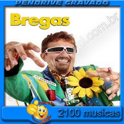 PENDRIVE 16 GIGAS GRAVADO MUSICAS COLETÂNEA MUSICA BREGA
