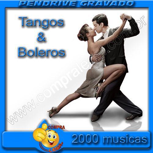 PENDRIVE 16 GIGAS GRAVADO MUSICAS TANGOS E BOLEROS