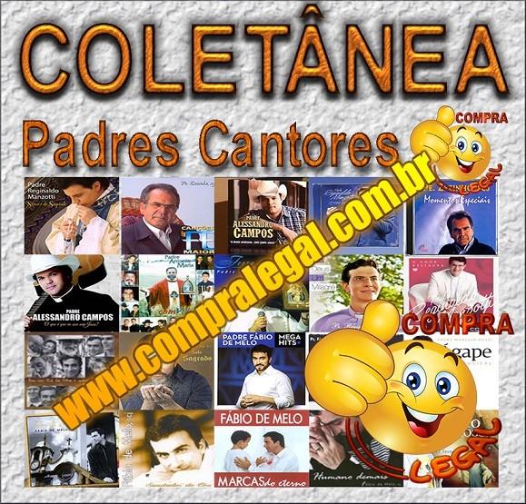 PENDRIVE GRAVADO COLETÂNEA PADRES CANTORES