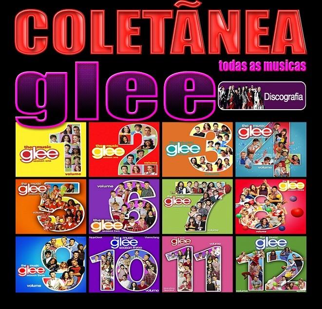 PENDRIVE GRAVADO COM MUSICAS COLETÂNEA GLEE