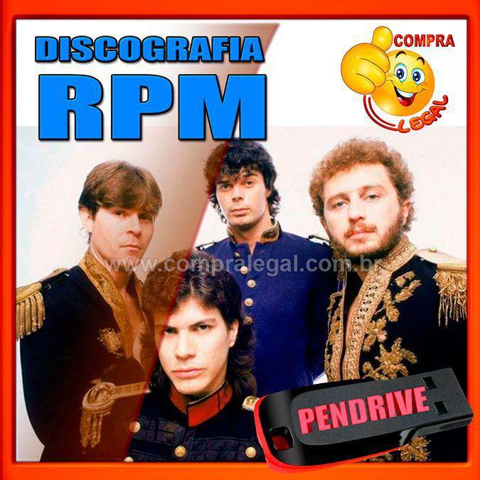 DICOGRAFIA RPM  GRAVADA NO PENDRIVE