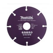 "Disco Diamantado 4.1/2"" B-53687 Para Metais Original Makita"