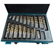 Kit de Brocas HSS Original Makita 170 peças