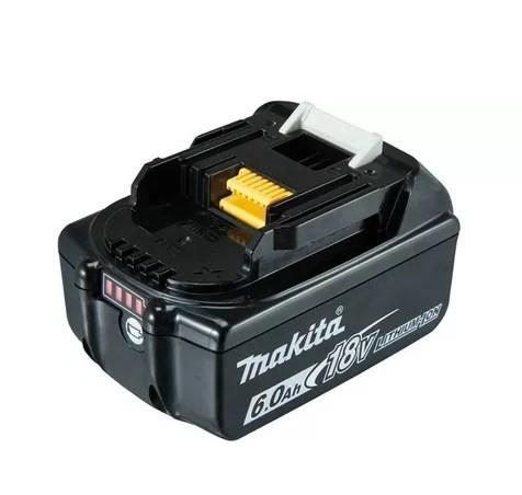 Bateria 6AH 18V BL1860 Original Furadeira Makita 197422-4