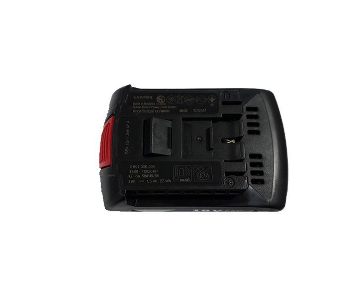 Bateria GBA 18V 1,5AH M-A Original Bosch 1600Z00035