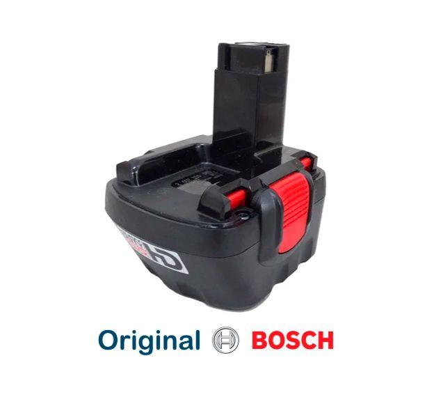 Bateria Original Bosch 12V 2,6Ah- 2607335683