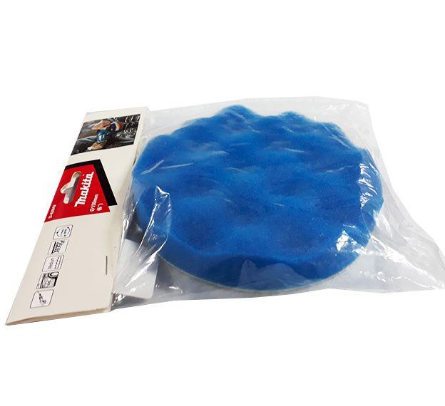 Boina Azul para Polimento Original Politriz Makita D-62642