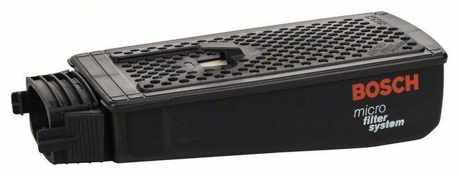 Compartimento de Pó para Lixadeira Bosch
