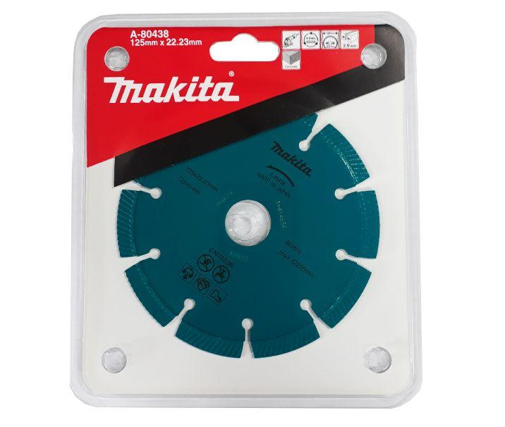 Disco Diamantado Makita A-80438 para Cortadora de Parede