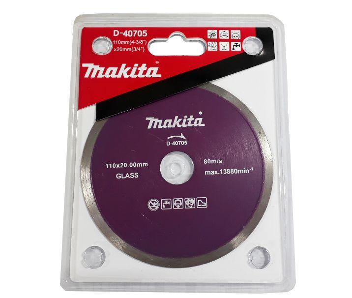 Disco Diamantado para Aplicações Especiais Makita D-40705
