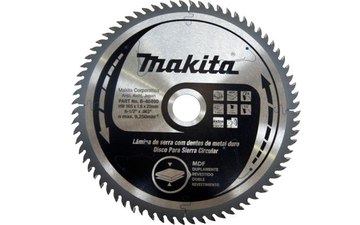 Disco Original para Serra Circular Makita B-40490