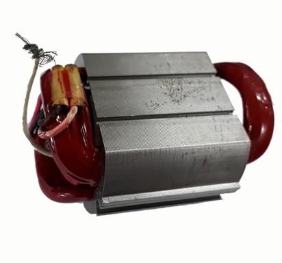 Estator Original para Lixadeira Eletrônica Makita  SA7000C 127V