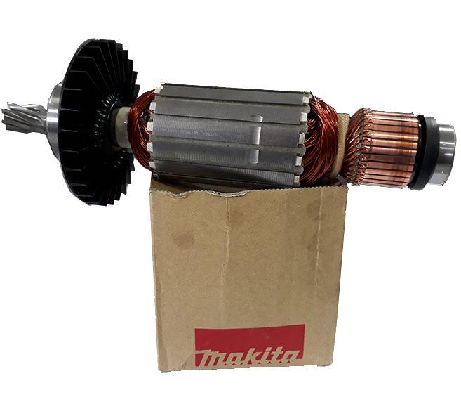 Induzido Original para Martelo Demolidor Makita 517913-3 - HM1812 - 220V