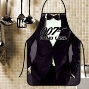 Avental Divertido E Personalizado: 007