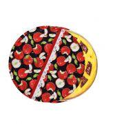 Capa De Assadeira Redonda Maçã