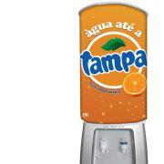 Capa De Galão De Água Divertida 20l: Água Até A Tampa