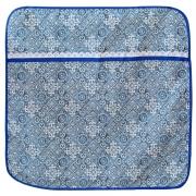 Capa Para Vidro De Fogão 4 Bocas Azulejo