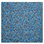 Centrinho De Mesa 70cm Azul Tropical
