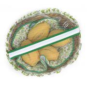 Cesta De Pão De Bambu Cacto