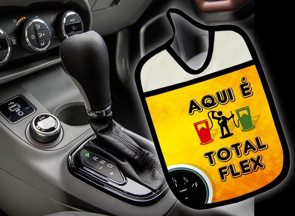 Lixinho E Porta Treco Para Carro: Total Flex  - RECANTO DA COSTURA