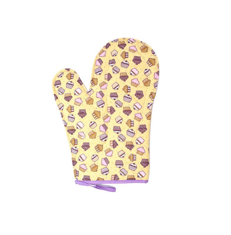 Luva De Cozinha Térmica: Cupcake  - RECANTO DA COSTURA