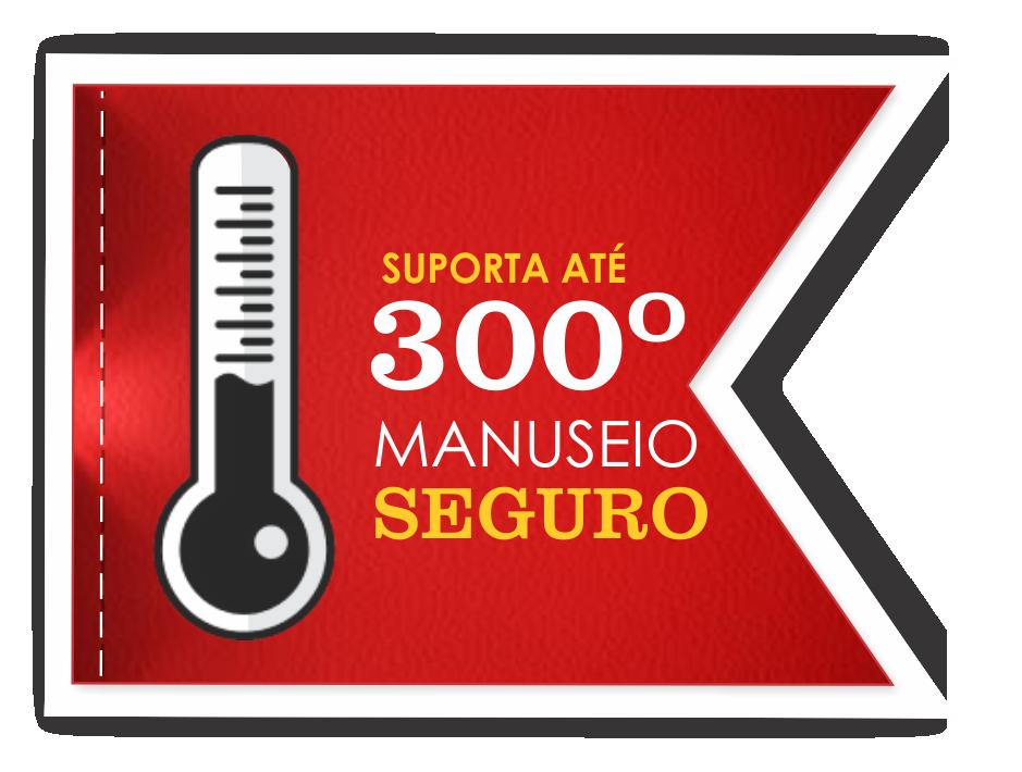 Luva De Cozinha Térmica: Angola  - RECANTO DA COSTURA