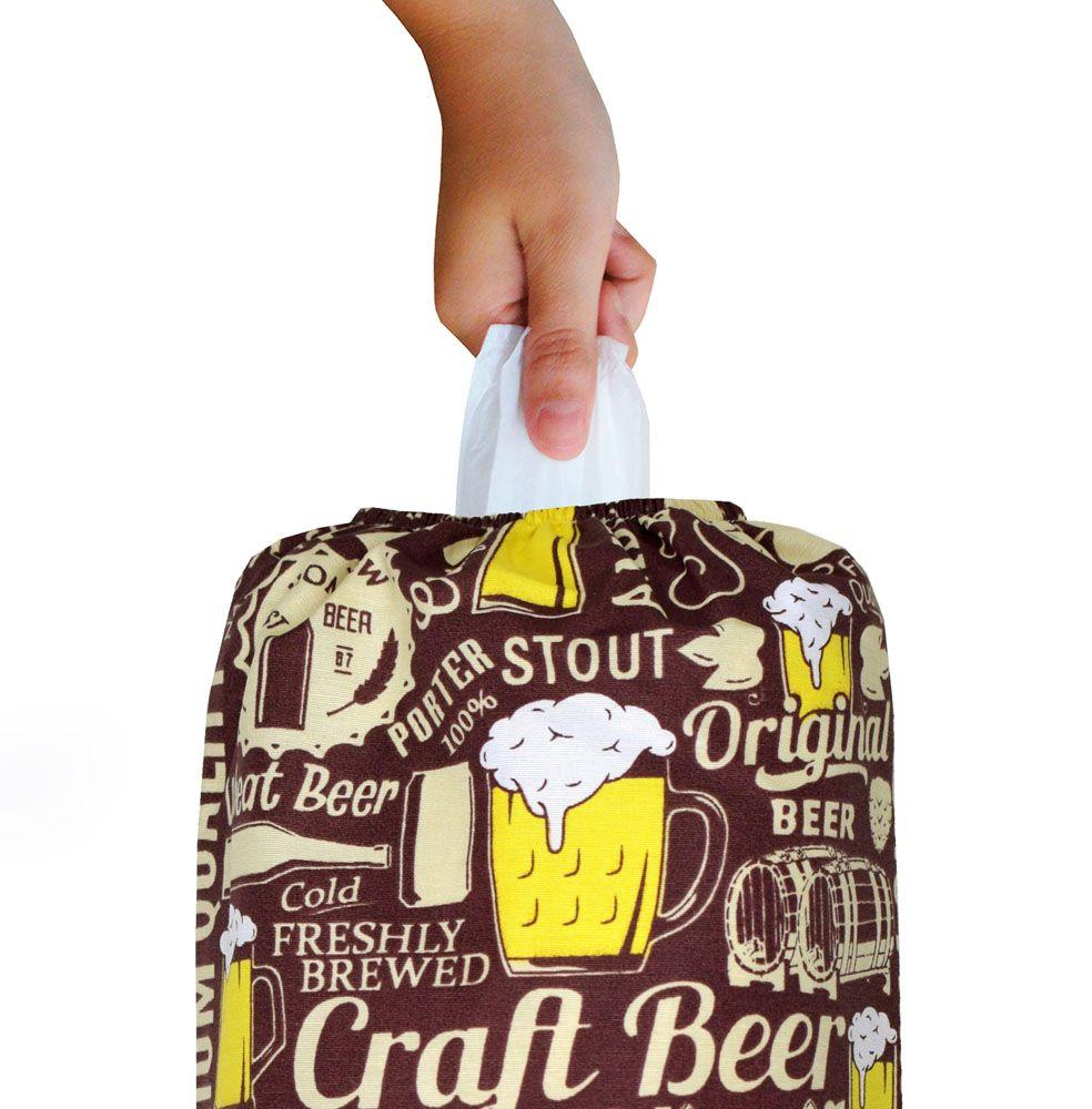 Puxa Saco Simples Beer  - RECANTO DA COSTURA
