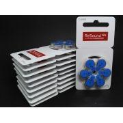 GN RESOUND 675 / PR44 - 10 Cartelas - 60 Baterias para Aparelho Auditivo