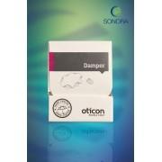 DAMPER (OTICON) - Filtro do Gancho - Estojo com 6 unidades