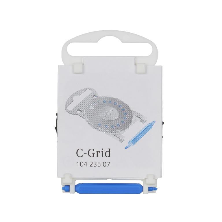 C-GRID - Protetor de cera - Estojo com 16 Unidades