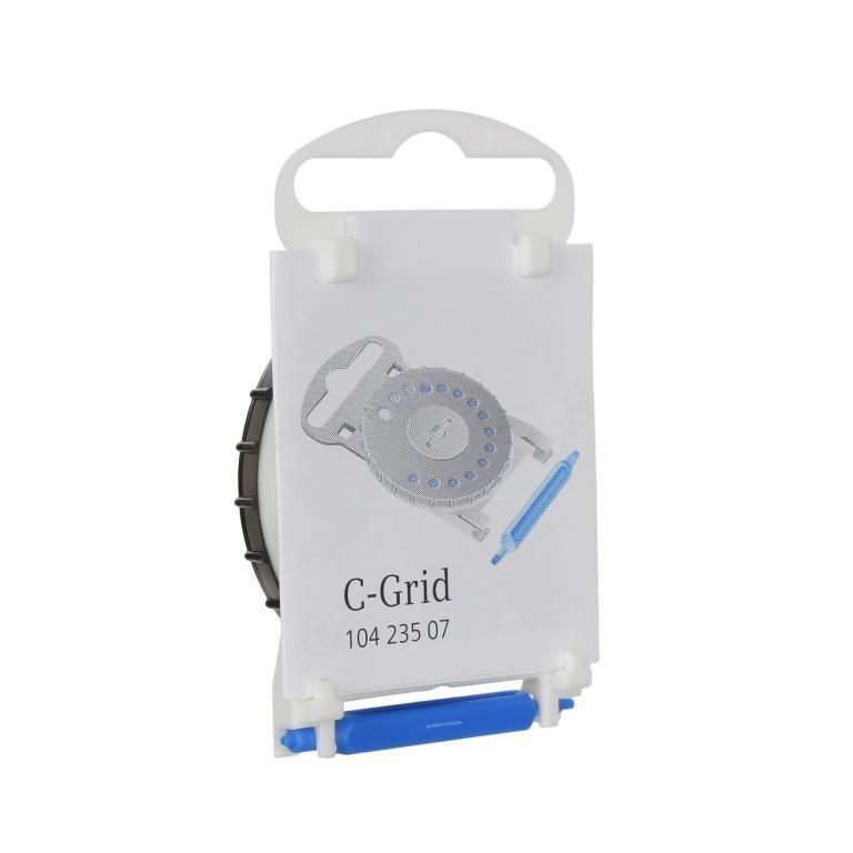 C-GRID - Protetor de cera - Estojo com 16 Unidades  - SONORA
