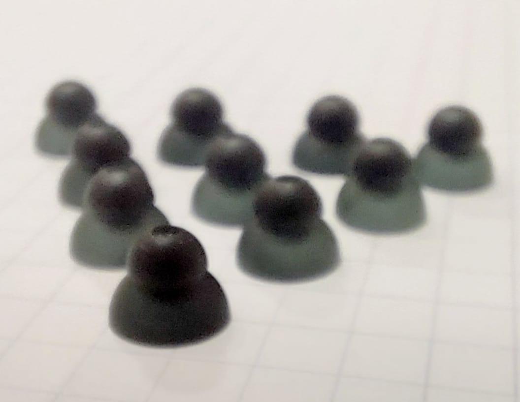 GN RESOUND - OLIVA DUPLA M - 10 UNIDADES