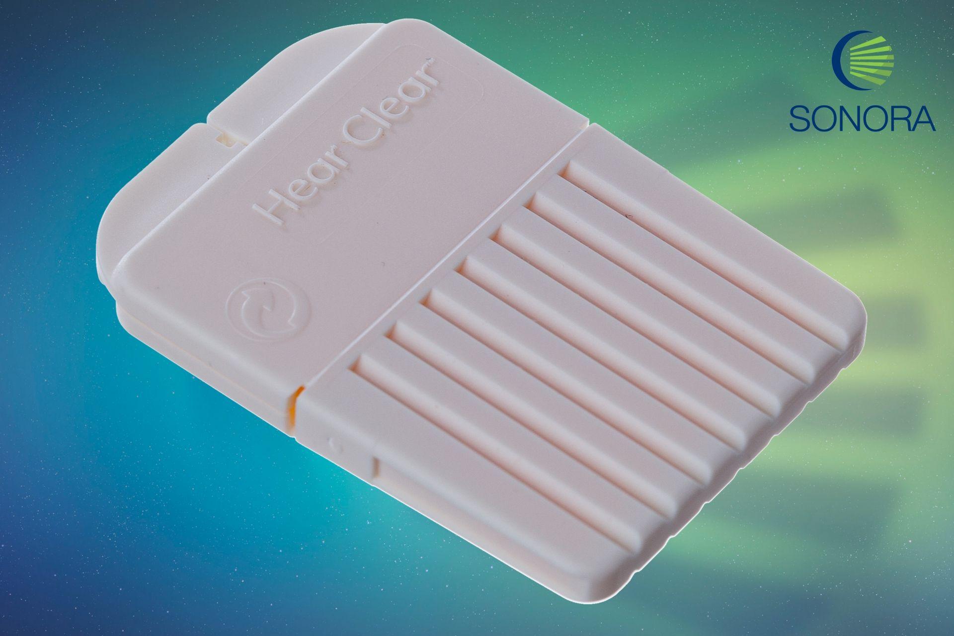 HEAR CLEAR - Protetor de Cera - Estojo com 8 unidades  - SONORA