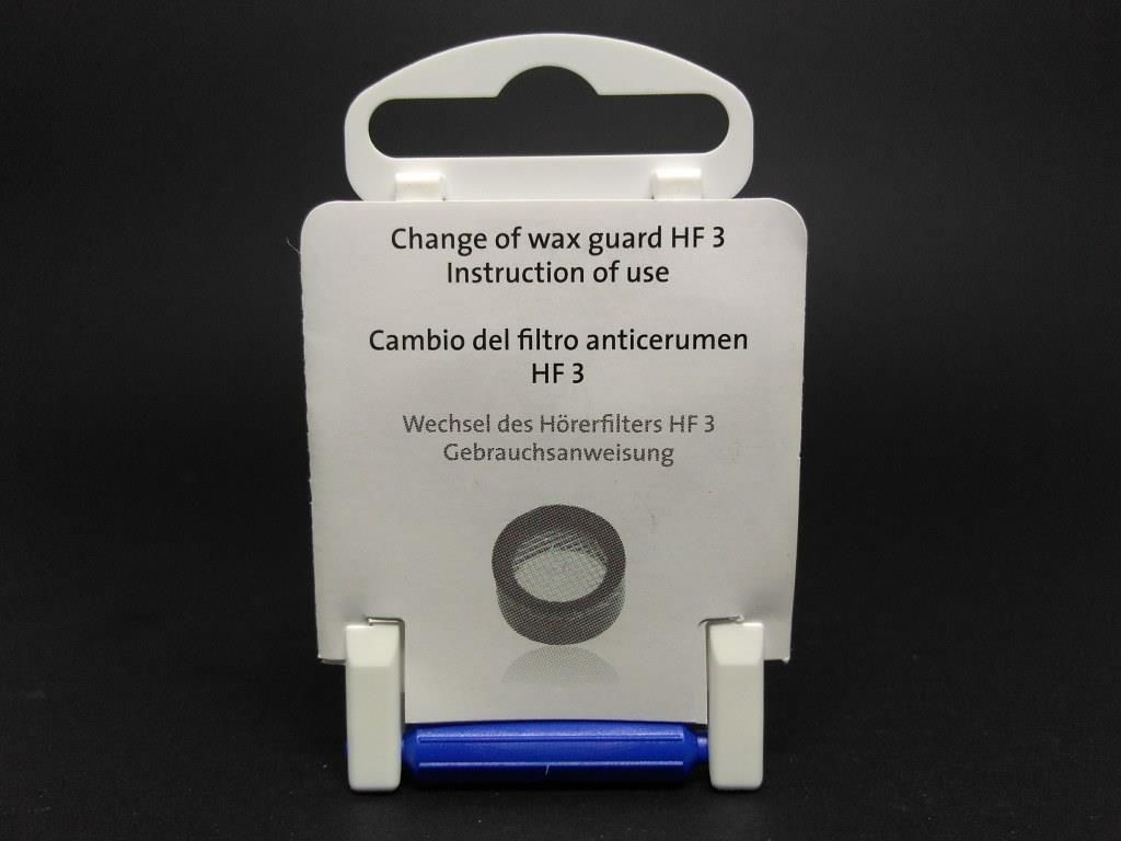 HF3 - Protetor de Cera  - Estojo com 16 unidades  - SONORA